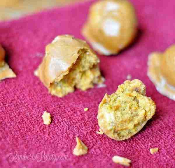 Pumpkin Spice Latte Truffles...are you kidding?!?  I need these right now.