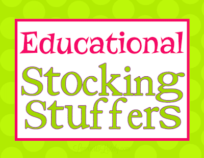 Love this fun list of stocking stuffers for kids! There are ideas for everyone from toddler to tween, and plenty of ideas for both boys and girls. Lots of cheap small gift ideas too!