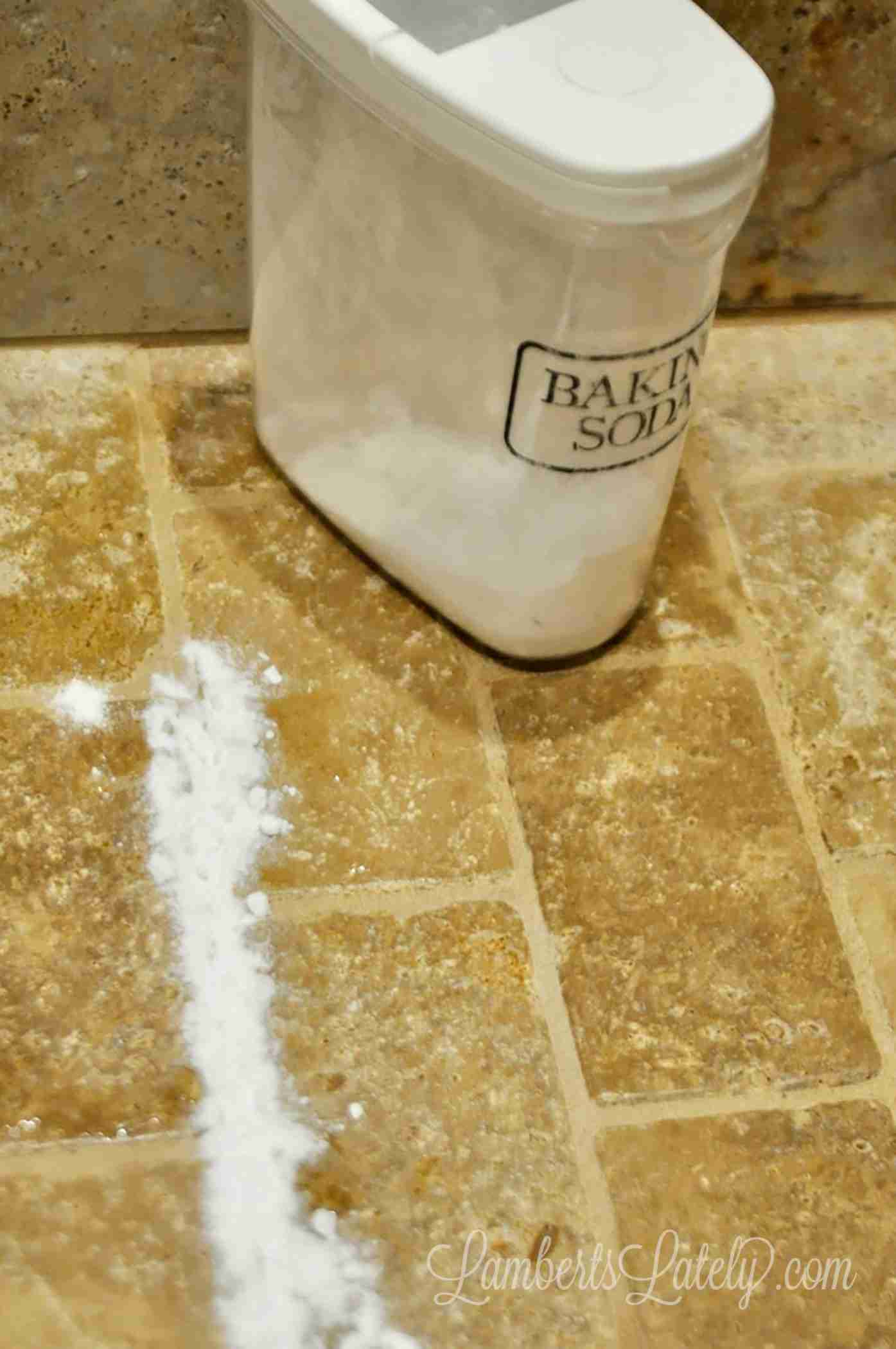 This post looks at a few of the popular ways to clean tile grout (baking soda and vinegar, bleach toilet bowl cleaner, and boiling water) to see which one really works best. Learn how to clean grout the effective way!