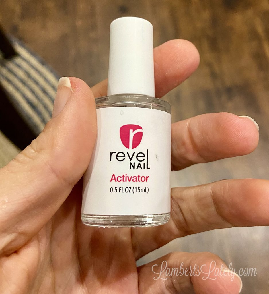 Give DIP Dip Powder Nails a try - they're so easy to do at home! This post shows how to add tips, apply Revel Nail's Shady powder, and even how to remove dip nails when you're done.