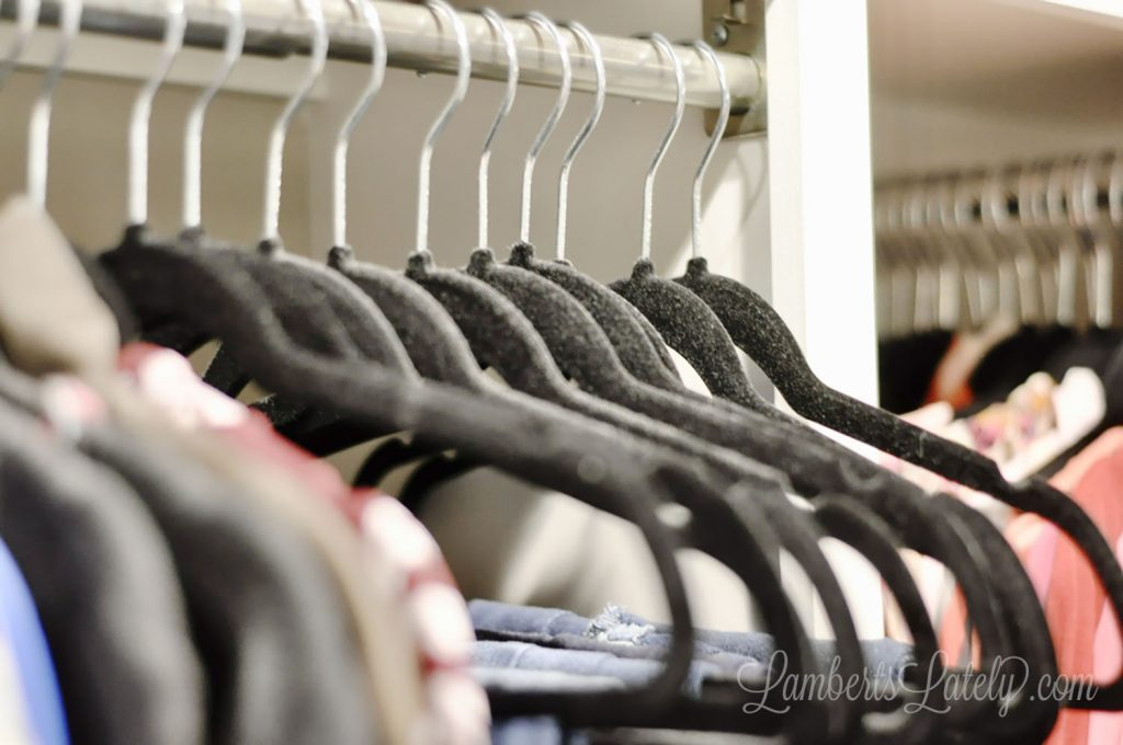 The Hanger Trick is an incredibly effective method for organization of your clothes! These tips make a closet look so uniform and clean - and can save you money too.